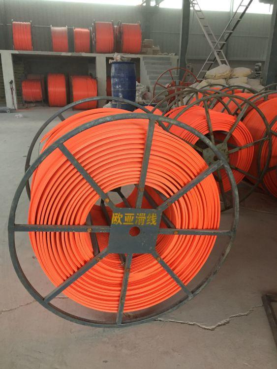 厂家直供 3级6平方安全无接缝滑触线行车无接缝滑触线 台湾