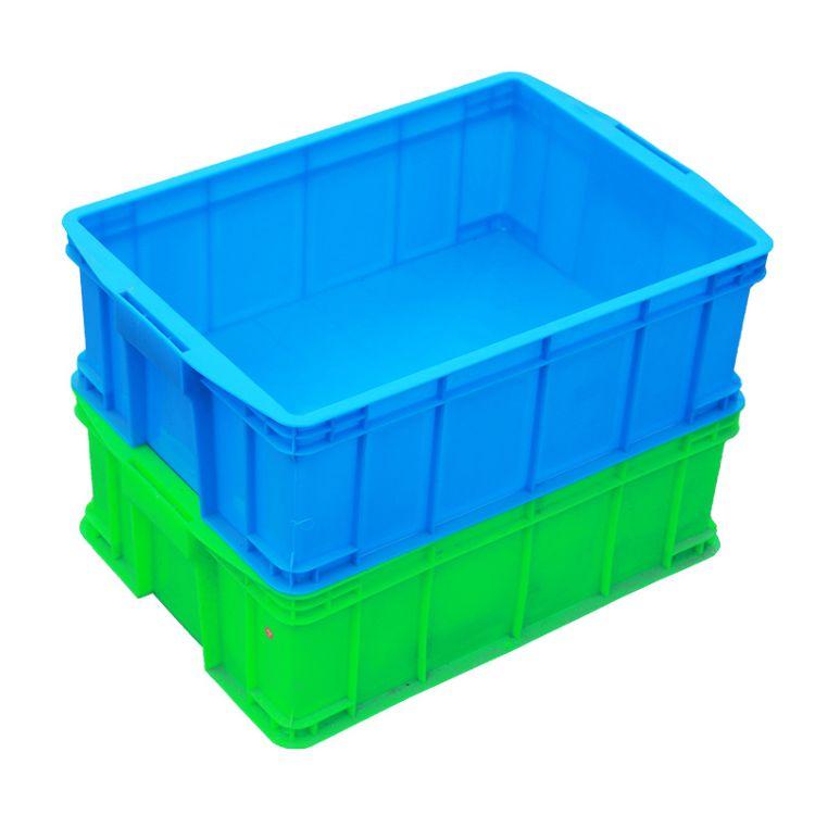 全新加厚周转箱工具箱塑料零件盒PE周转箱物流周转胶箱仪表盒批发