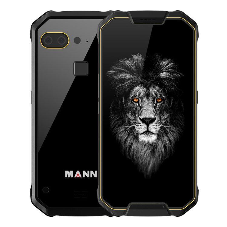 廠家直銷MANN 8S-6GB+128GB雙卡雙待三防智能手機防水 防塵 防摔