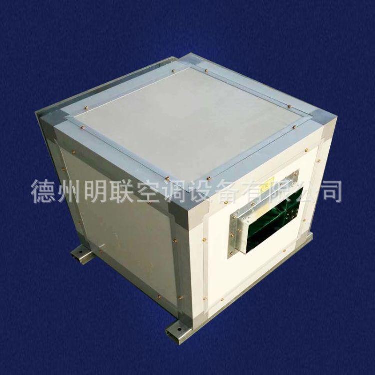 DBF-30柜式离心风机箱 低噪声排烟通风两用风机箱  离心风机箱