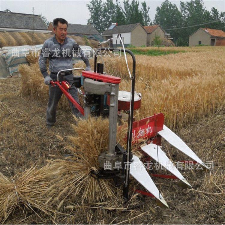 柴油牧草割晒机 谷子小麦收割机 辣椒割晒机单台起批批发价