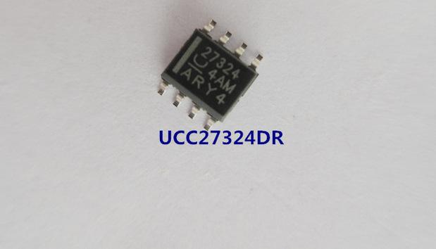 UCC27324DR SOP-8 门驱动器 Dual 4 A  TI进口原装现货