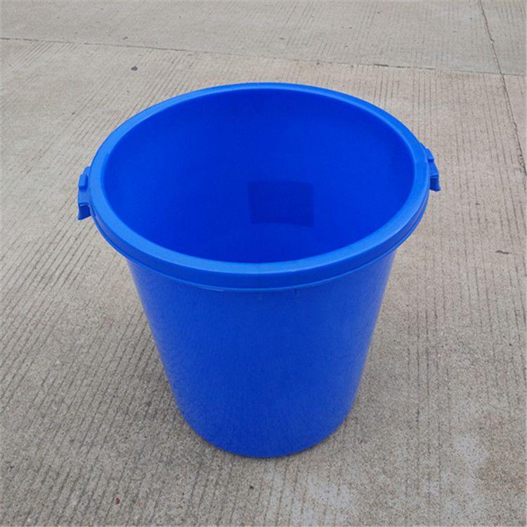 直销塑料胶桶 塑料垃圾桶 大圆桶 塑料白桶 白色环保塑料桶