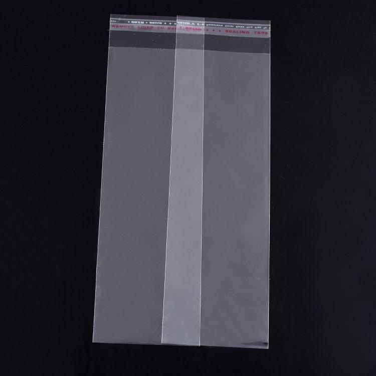 新款厂家自粘袋不干胶自粘袋透明塑料袋服装包装袋定制批发