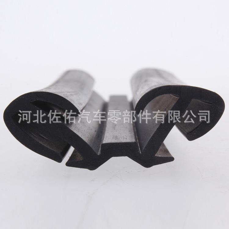 长期生产 三元乙丙发泡密封条  各型号密封条 软硬共挤密封条