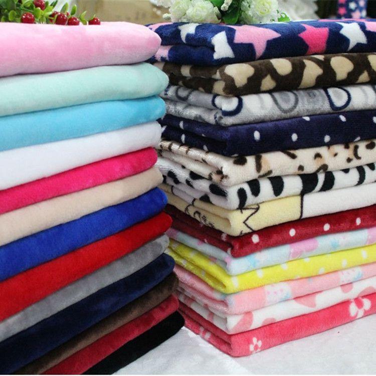 厂家直销法莱绒毛毯超柔加厚毯子礼品公司礼盒法兰绒毛毯
