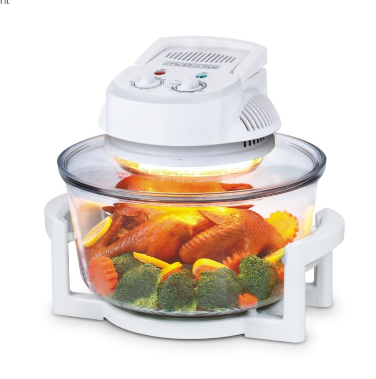 光波炉空气热波炉旋风烤箱烧烤蒸多功能烧烤炉厂家现货供应