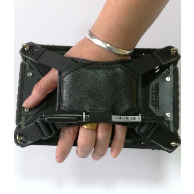 2018最新款-8字形真牛皮平板电脑手腕带