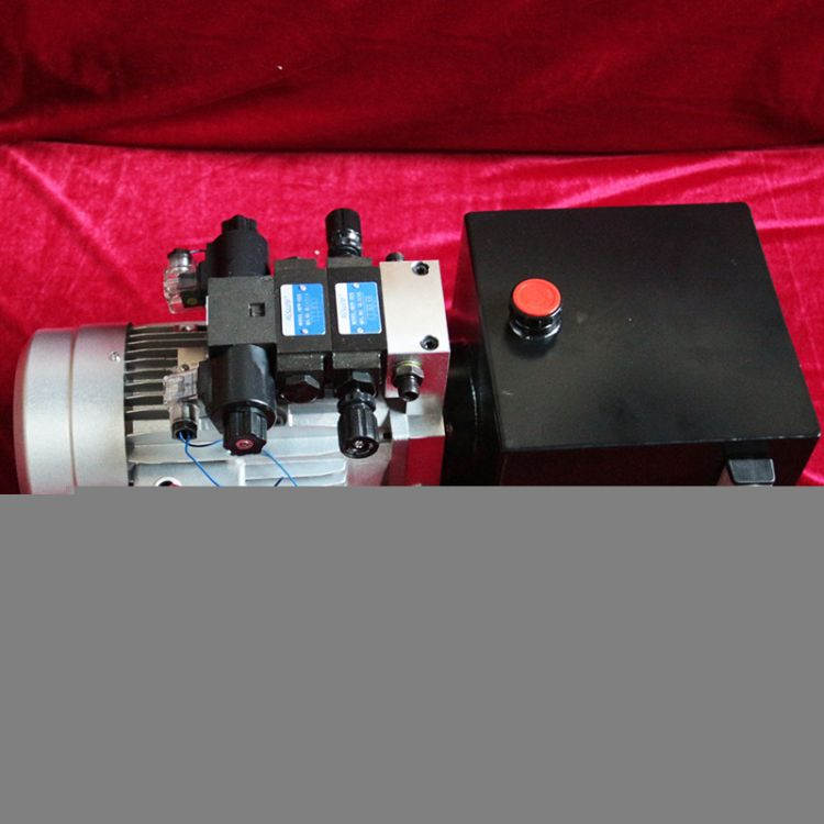 厂家供应小型液压站 液压机械系统液压站 上料平台动力单元
