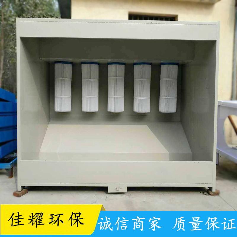 静电喷涂粉末回收设备塑粉回收机 静电喷塑 粉末粉尘回收机