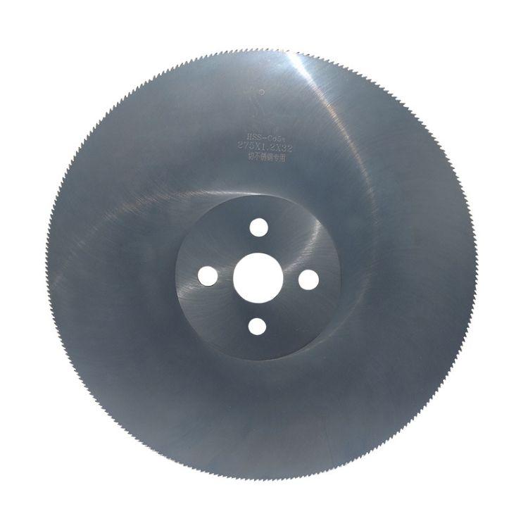 批发M42高速钢圆锯片304 不锈钢管机用切割片 含钴硬质切割刀片