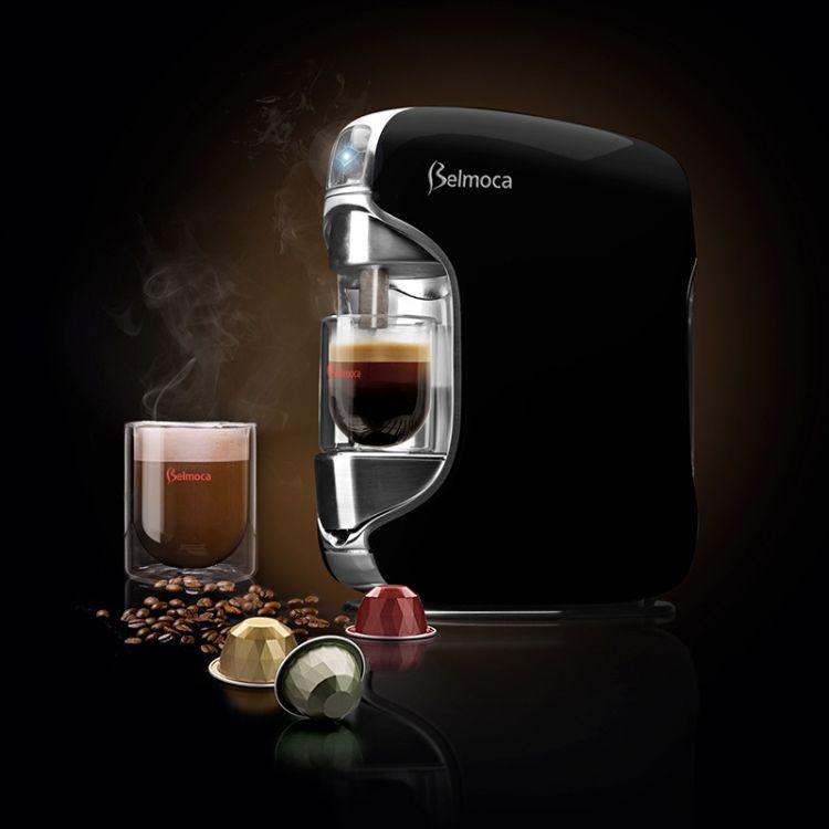 胶囊咖啡机 意式全自动咖啡机家用胶囊咖啡机批发 办公室咖啡机