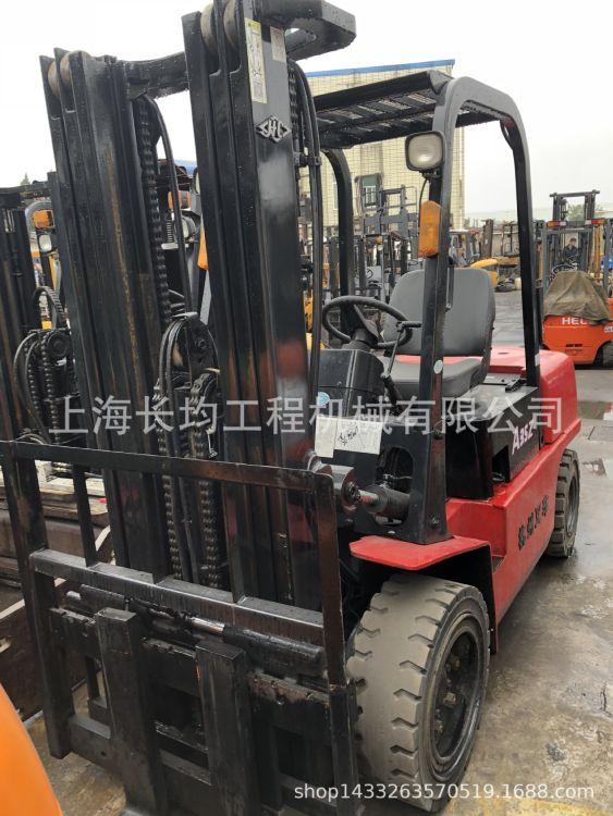 杭州A3.5吨燃油叉车 杭州2吨叉车 合力叉车 小松叉车 TCM叉车