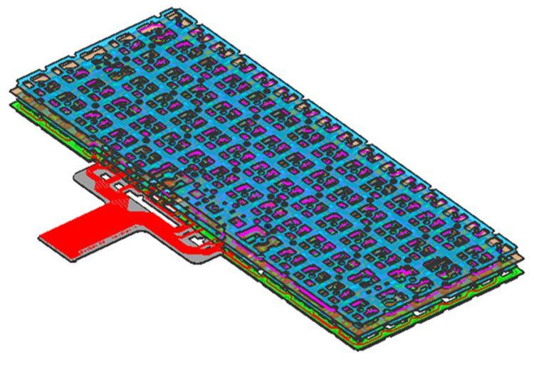 FPC软性线路板、PET银浆导电薄膜