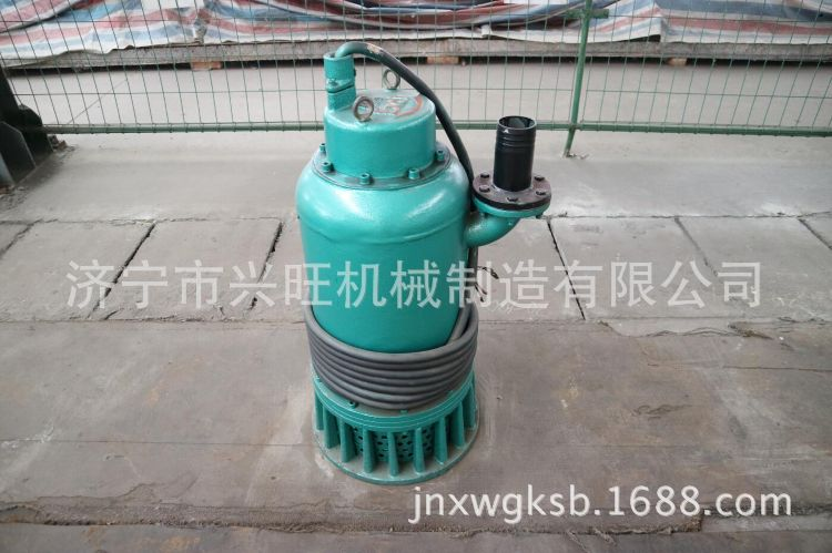 220KW矿用隔爆型排污排沙潜水电泵-隔爆电泵质量-隔爆电泵系列