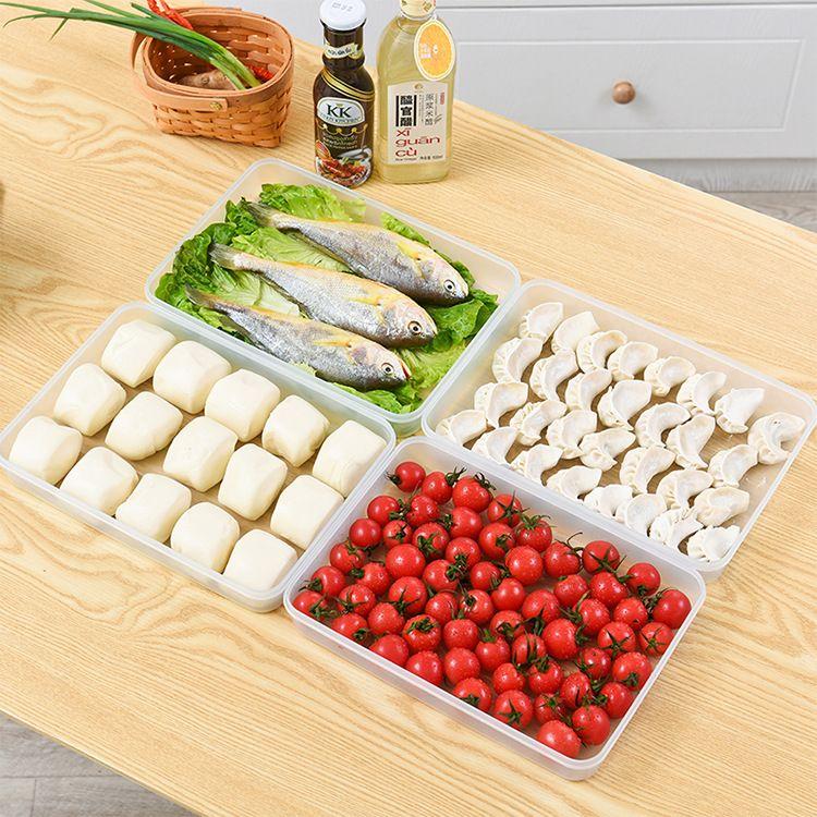 廠家直銷優質餃子收納盒批發 可加工定制食品收納盒供應 量大從優