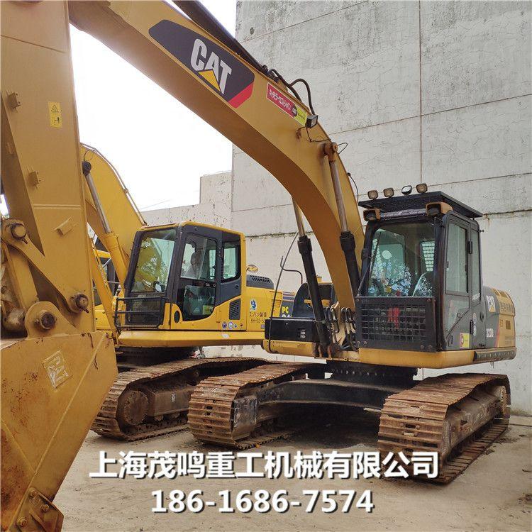 二手挖掘机卡特323D 日本原装进口挖掘机 二手卡特挖掘机