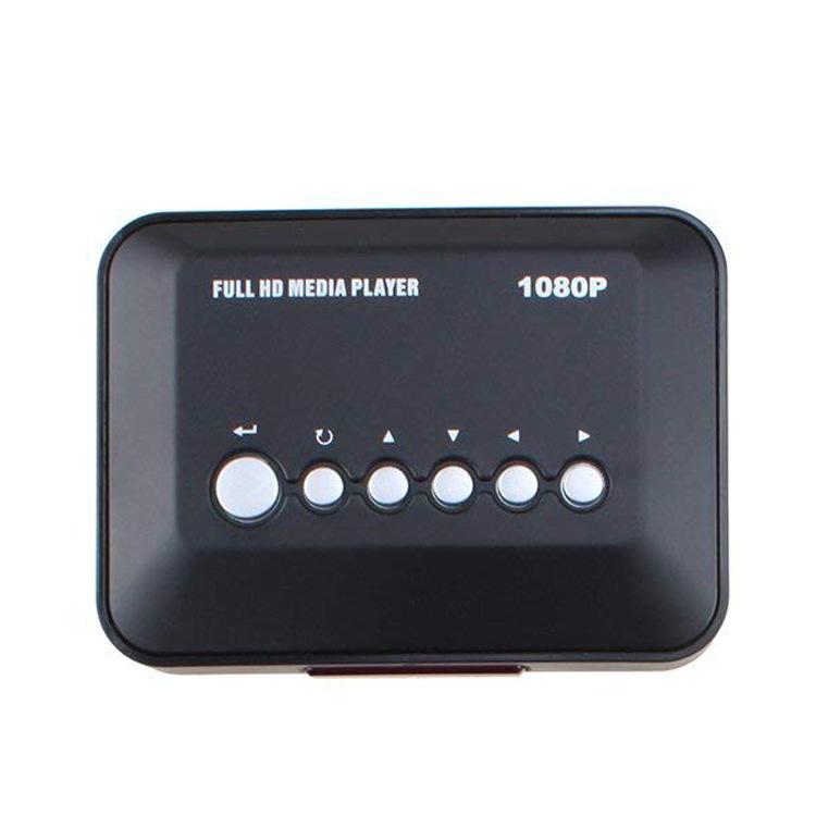 高清视频广告机播放器 1080P HDMI高清接口外接U盘 SD卡 移动硬盘
