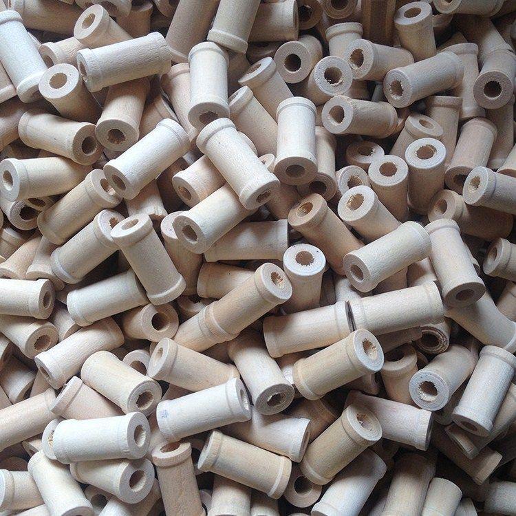 木质礼品厂家 DIY手工圆珠散珠彩色荷木木珠 木质散珠工艺品定做