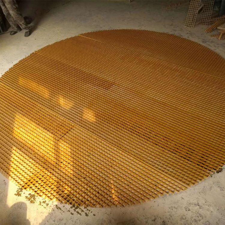 玻璃钢格栅 洗车房排水地网地格栅 水沟盖板网格栅 树池篦子