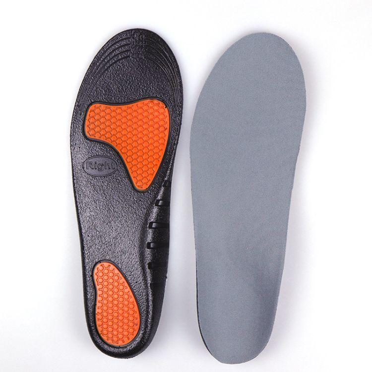 运动减震鞋垫 篮球足球跑步军训鞋垫 透气吸汗防臭鞋垫厂家直销