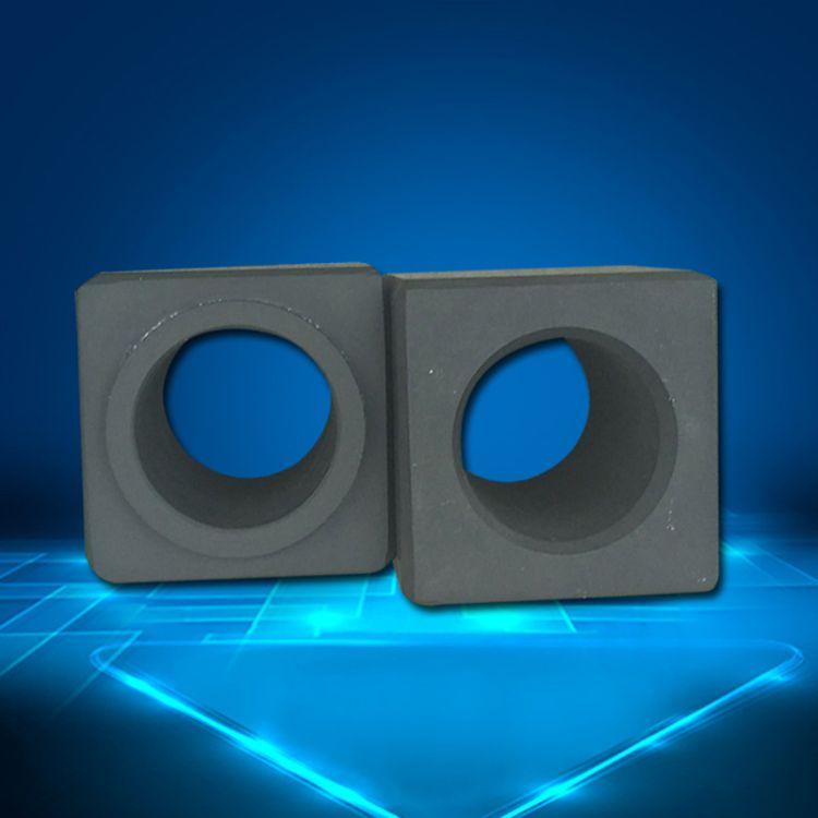 石墨轴承 碳石墨轴承耐磨石墨外球面轴承座 石墨方轴承可定做
