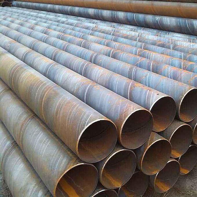 大口径螺旋管Q235B 螺旋管 焊接厚壁螺旋管批发