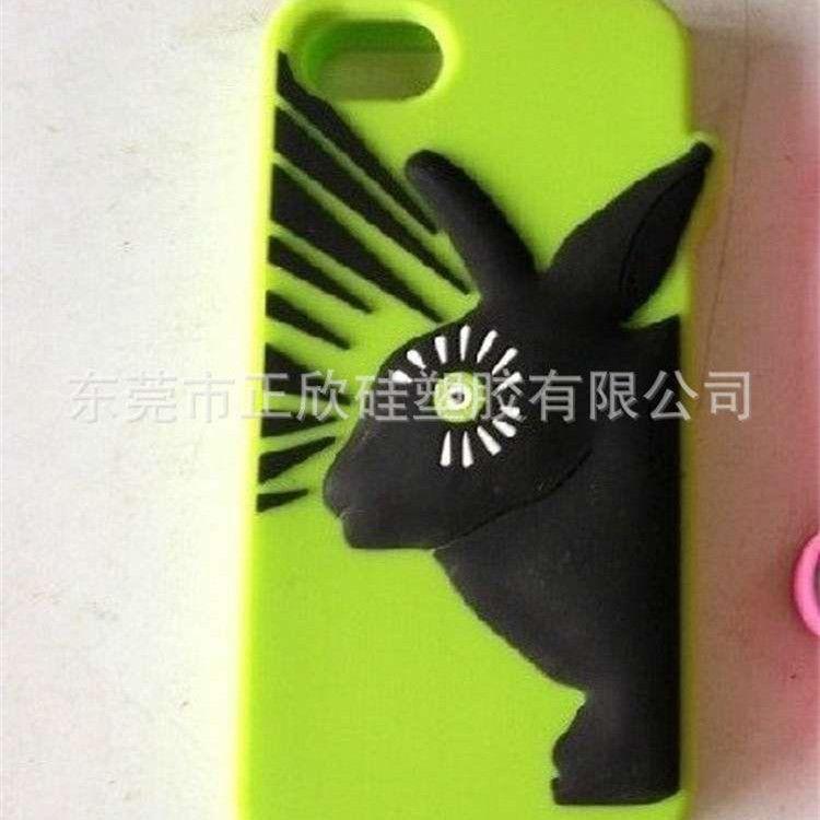 新款时尚韩版硅胶手机套  个性手机套定制生产厂家