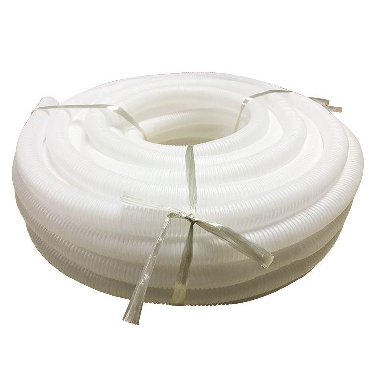 各色PE波纹管穿线管 单壁PE塑料穿线软管 pe电缆电线线束保护软管