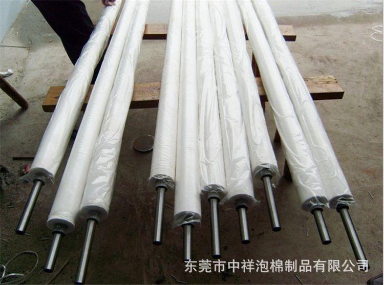 来样供应强力吸水海绵管 机械专用吸水海棉辊 PVA海绵辊 现货