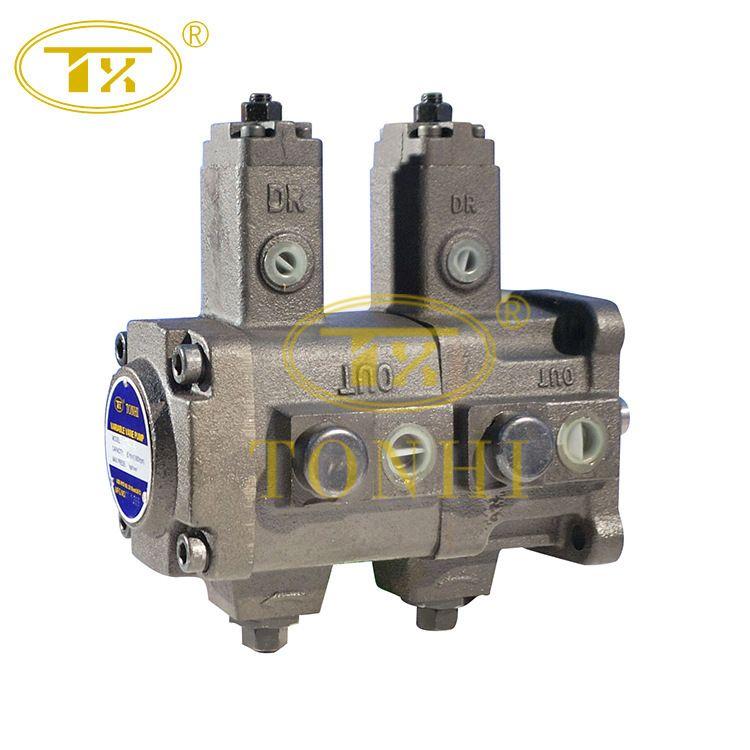 东莞液压机油泵 电机 机械设备可变量叶片泵 油泵 小型