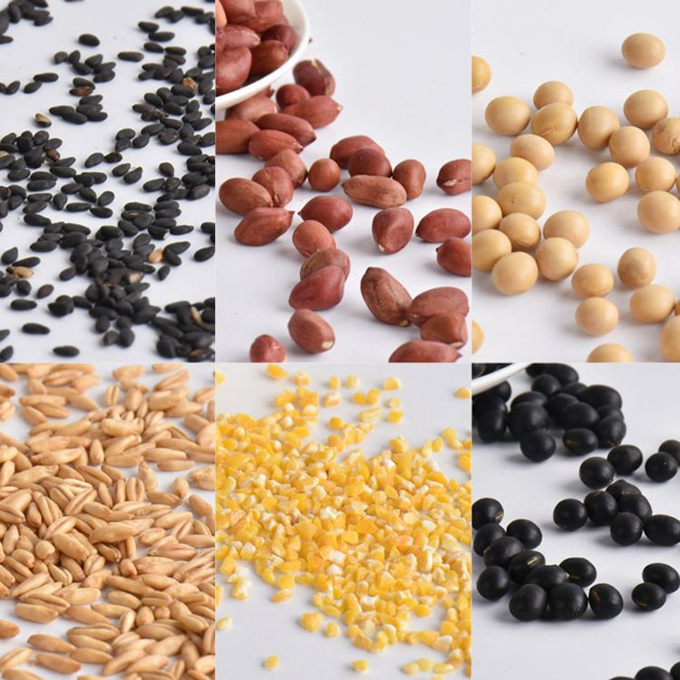 厂家供应烘焙五谷豆浆原料500g低温烘焙多种熟谷物杂粮可OEM代工