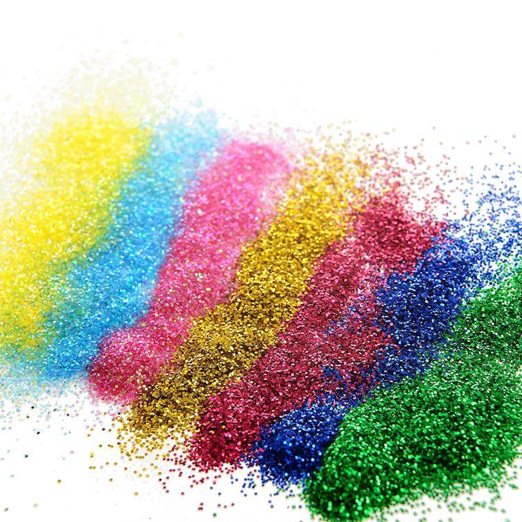 厂家直销 高品质镭射金葱粉 超闪亮闪光粉 耐高温耐酸碱 LB701