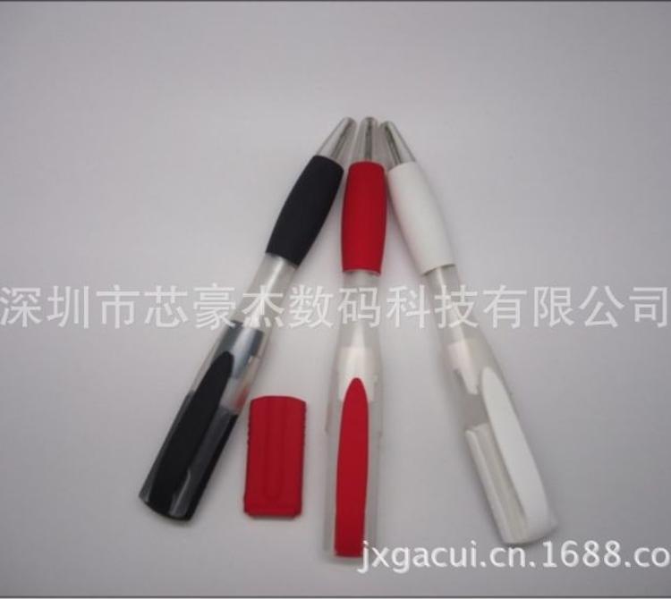 深圳USB笔厂 U盘笔 时尚创意U盘笔 礼品优盘笔 礼品USB 多功能U笔
