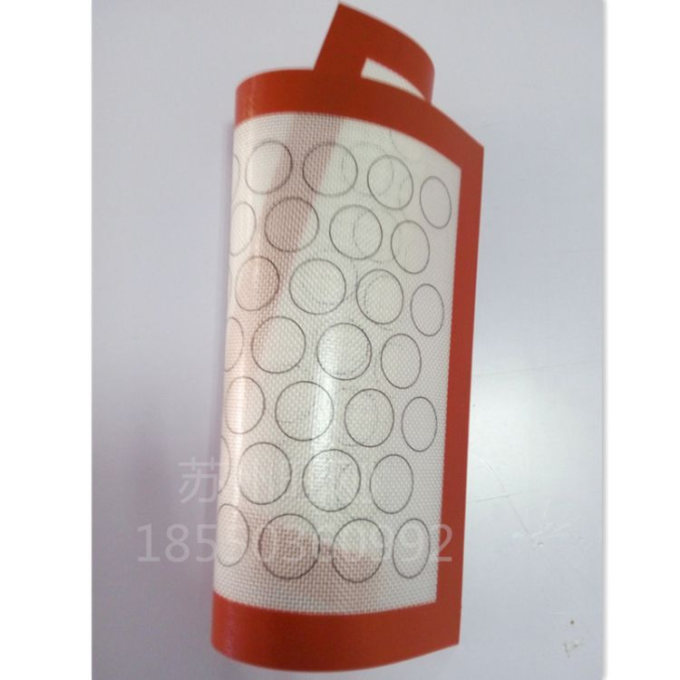 烘焙用硅胶烤垫 环保硅胶烤盘垫 天然硅胶材料 烤箱垫不粘易清洗