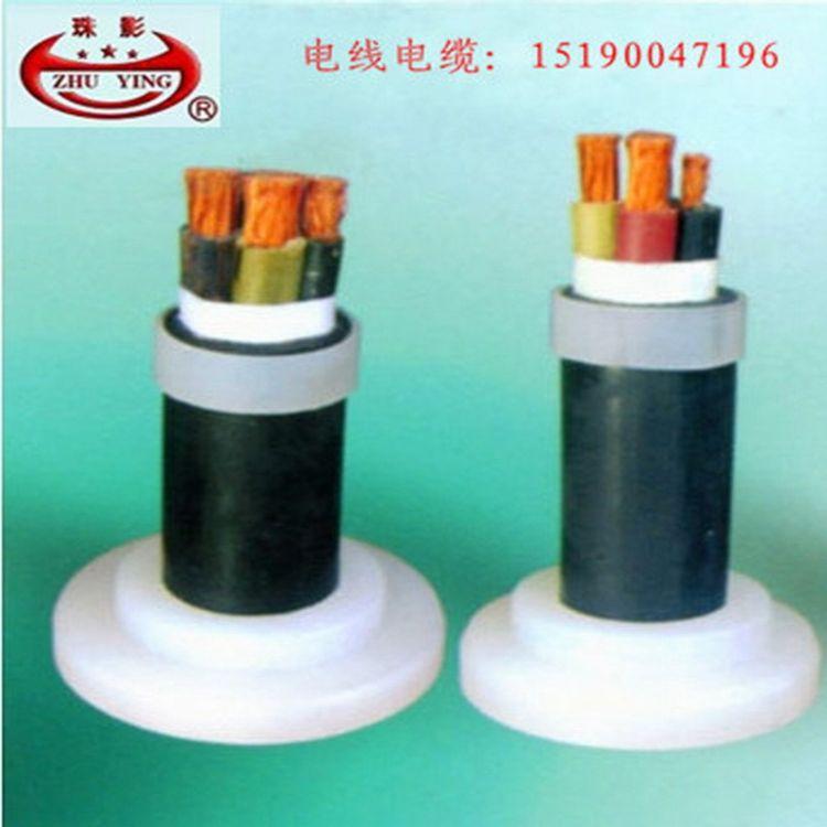 电线电缆厂家 国标珠影江南YZ 2*1 橡皮电缆 铜芯电线 电线 电缆