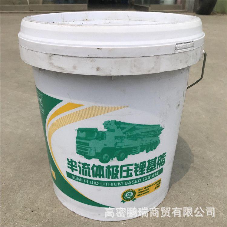 半流体极压锂基脂 大量供应机械润滑脂 厂家直销高温耐磨润滑脂