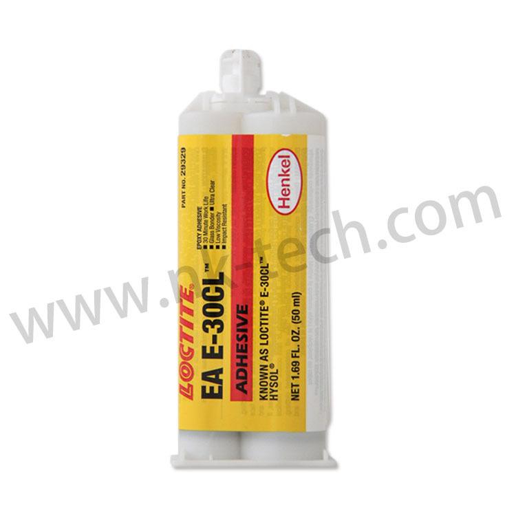 厂家批发正品汉高乐泰E-30CL胶水 环氧树脂结构胶水透明胶