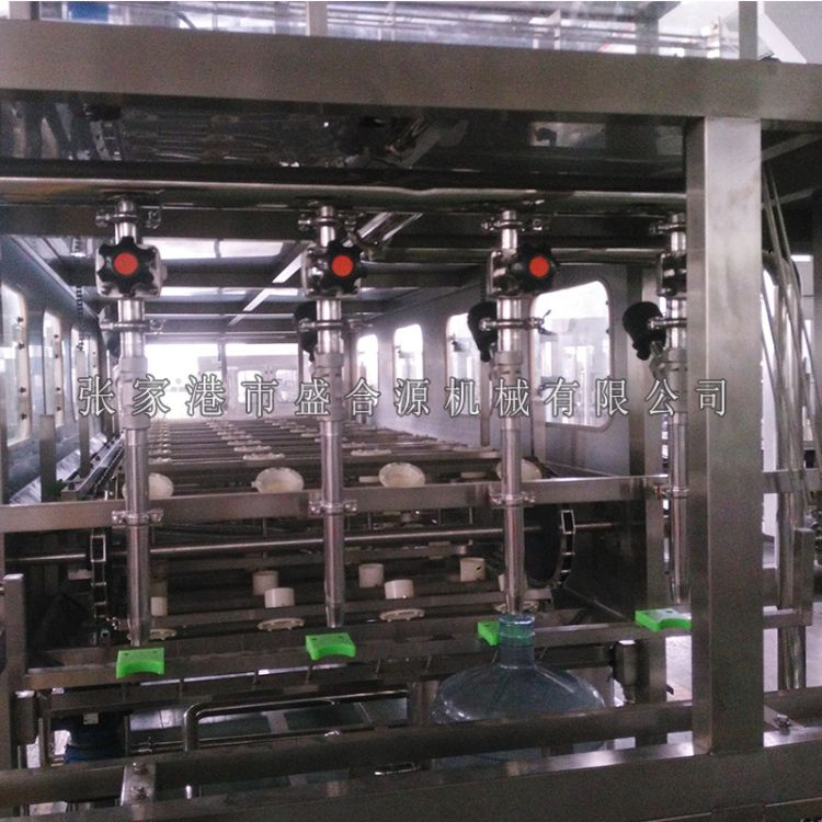 厂家直销 无接触桶装水自动灌装生产线  专业生产大桶水设备 稳定