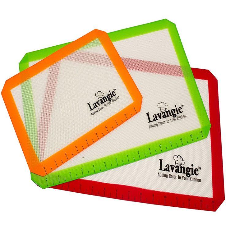 硅胶烤垫烘焙套装 亚马逊ebay热销款  耐高温不粘铂金硅胶玻纤垫