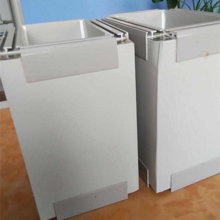 单面彩钢酚醛风管 酚醛彩钢复合风管 酚醛空调风管