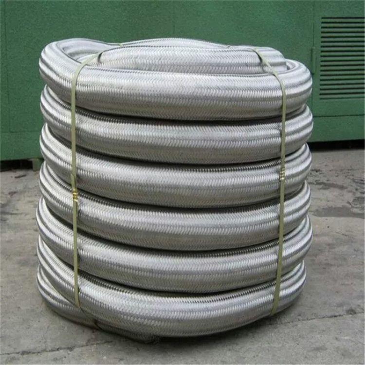 金属软管供应扳把式金属软管 法兰蒸汽金属软管 螺纹接口金属软管