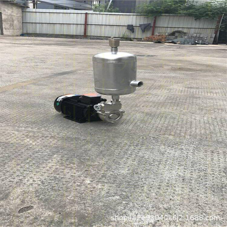 供应臭氧水混合泵 曝气泵 溶气泵