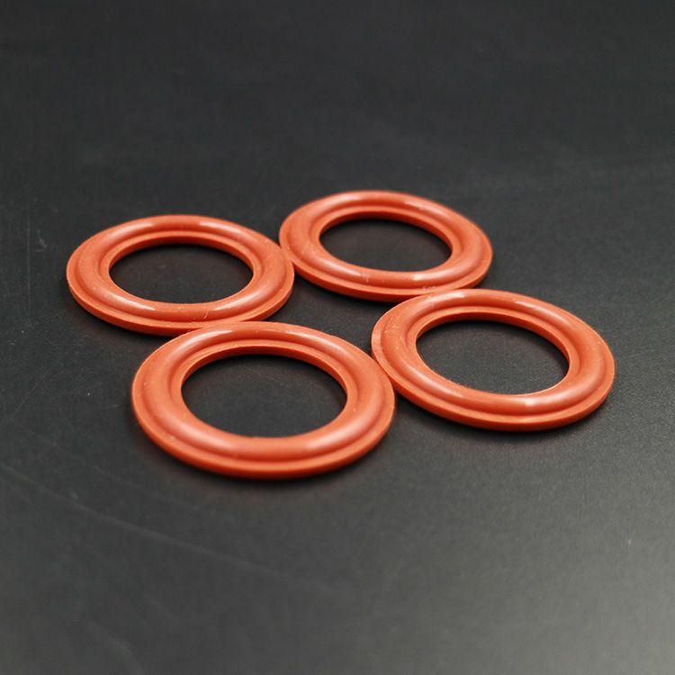 氟胶密封垫 进口氟胶制品 可定制 耐磨损耐高温耐老化氟胶密封垫