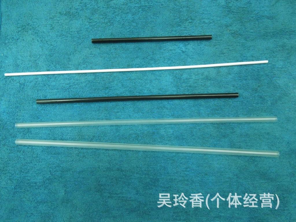 供应塑料管子彩色管子 长度大小颜色都可以来样订做 欢迎来电咨询