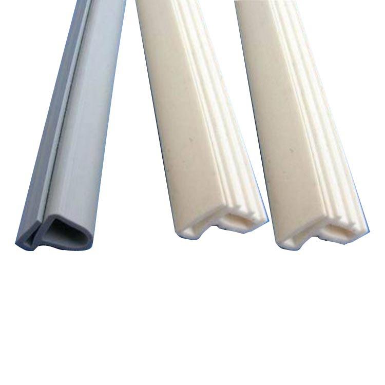 生产硅胶条 异型硅胶密封条 耐高温硅胶制品 可来图来样订制