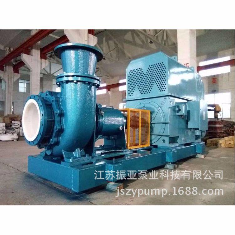 UHB-ZK型耐腐耐磨砂浆泵 宜兴工程塑料泵 脱硫浆液循环泵