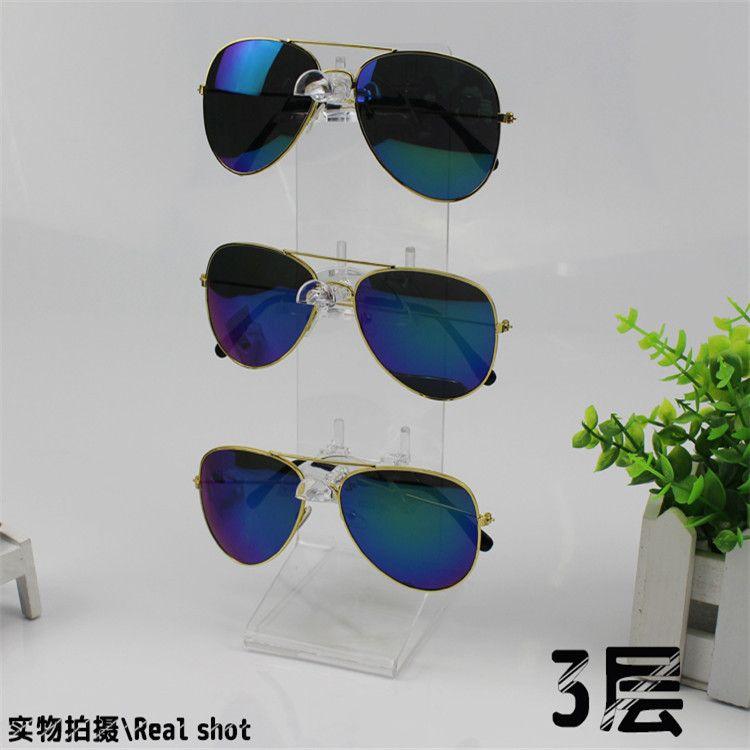 亚克力眼镜展示架有机玻璃太阳眼镜展示架专业定制各种亚克力制品