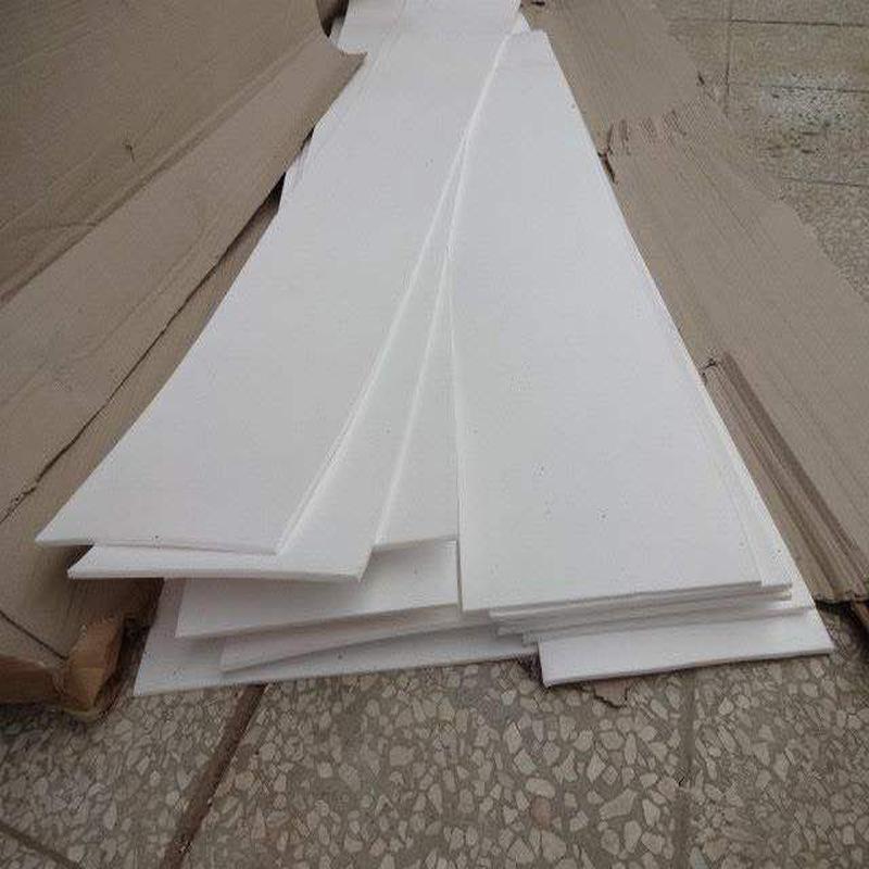 厂家批发 聚四氟乙烯板楼梯垫板 聚乙烯四氟板 5厚聚四氟乙烯板
