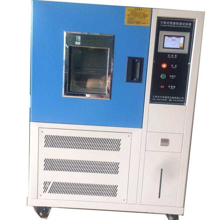 东莞ZT-100L可程式高低温交变湿热试验箱 湿热试验箱